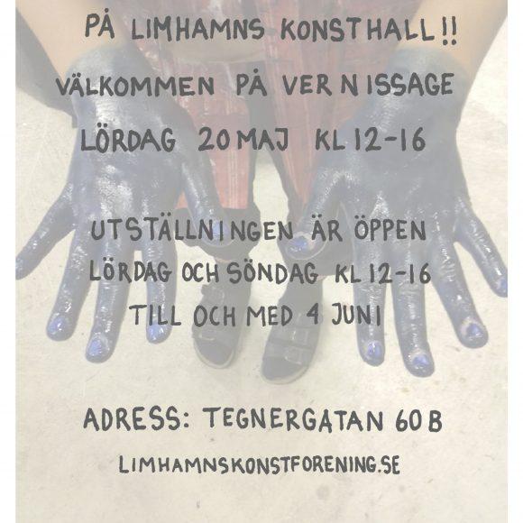 Konstgrafiklinjen ställer ut på Limhamns konsthall