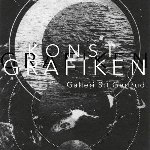 Utställning (6-14 april): Konstgrafiklinjen + Konstfrämjandet Skånes Galleri St. Gertrud