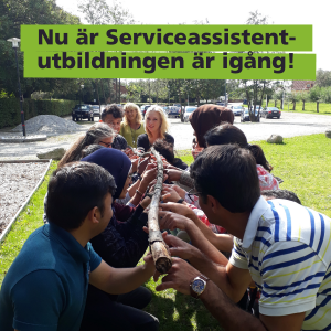 Serviceassistent