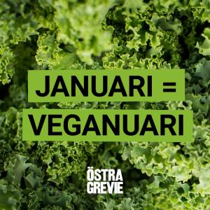 Januari = Veganuari